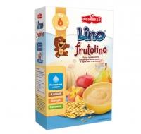 Frutolino каша пшеничная молочная с крекерами