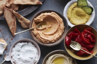 Hummus Bar Городской рынок еды