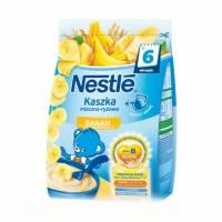 Молочная каша Nestle Рисовая Банан