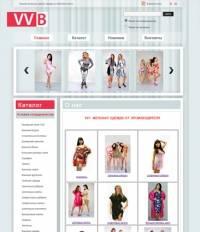 VVB интернет-магазин одежды