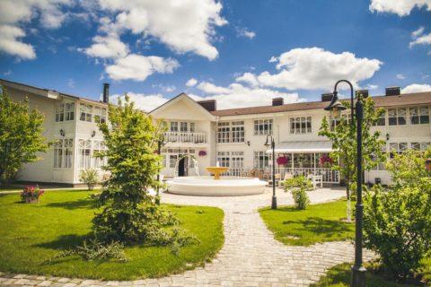 Загородный комплекс отдыха » Бабушкин сад»