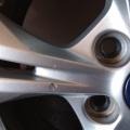 Отзыв о Деливери: Побили литой диск при доставке