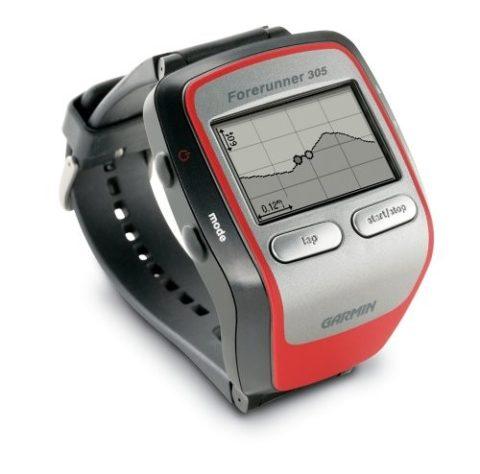 Garmin Forerunner 305 — GPS навигатор для бега