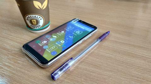 Мир смартфонов, Oukitel C8