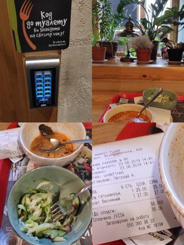 Market Plaza худший ресторан-бистро в Киеве