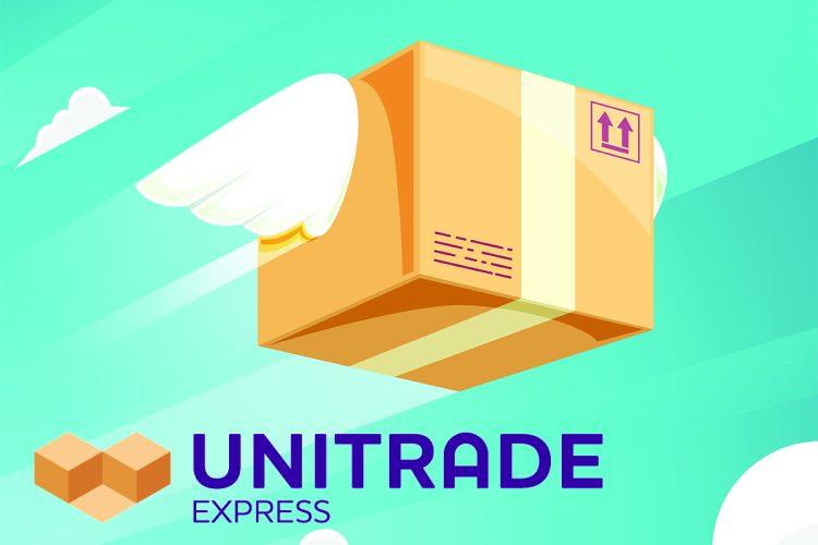Unitrade Express так себе служба доставки