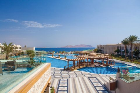 Sunrise Arabian Beach Resort 5*