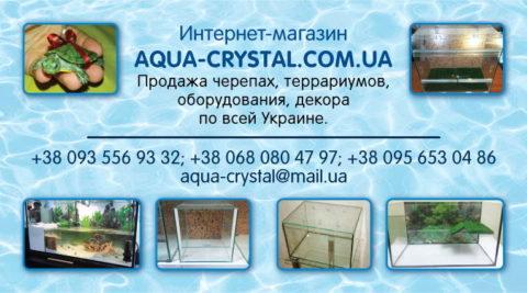 Интернет-магазин aqua-crystal