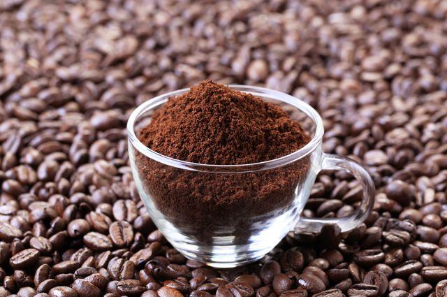 История молотого кофе