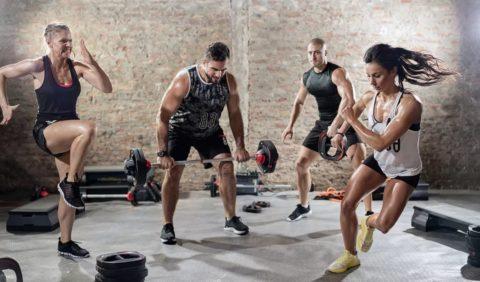 Многообразие фитнеса