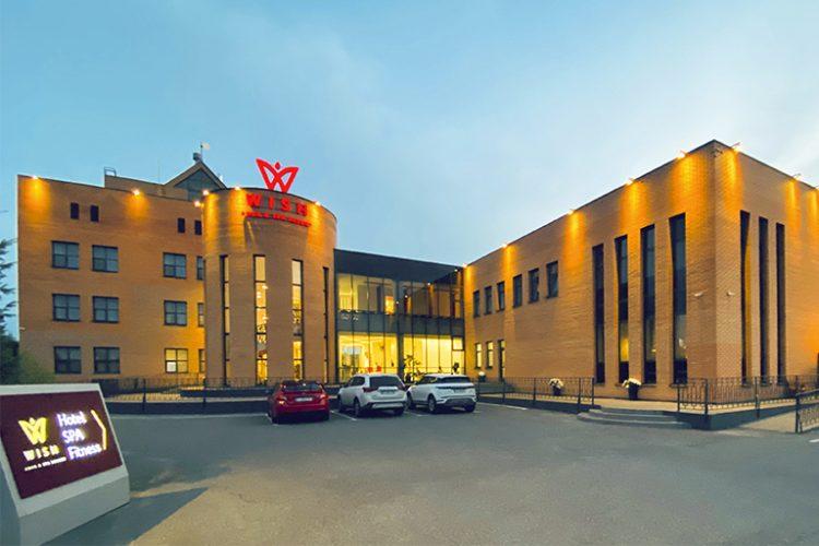 Загородный курортный отель WISH AQUA & SPA RESORT